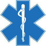First Aid Icon. Image of first aid icon / symbol Royalty Free Stock Photography