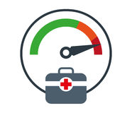 First Aid Icon Royalty Free Stock Photo