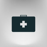 First aid  icon Stock Images