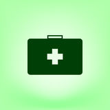 First aid  icon Royalty Free Stock Photos