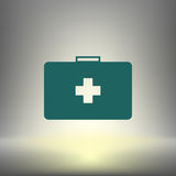 First aid  icon Royalty Free Stock Images