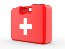 First aid kit Stock Images