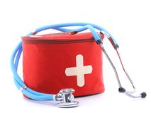 Free First-aid Kit Royalty Free Stock Photos - 19413098