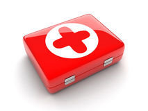First-aid kit Stock Photos