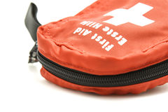 First aid kit. A little first aid kit Royalty Free Stock Photography