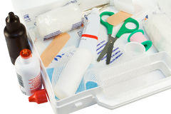 Free First Aid Kit Royalty Free Stock Image - 4934696