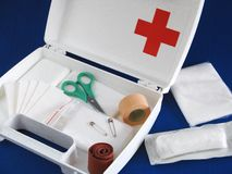 Free First-aid Kit Stock Photos - 7804003