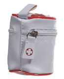 First aid kit bag Stock Photos