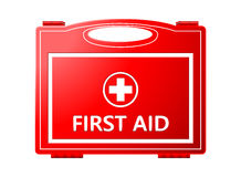 First Aid Kit; Medical Equipment. Background Stock Photography