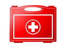 First Aid Kit; Medical Equipment Royalty Free Stock Photo