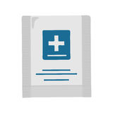 First Aid Kit Vector Illustration In Flat Design Royalty Free Stock Photography