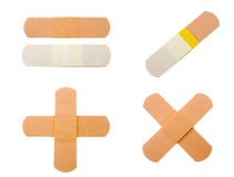 First-aid Plaster Stock Images