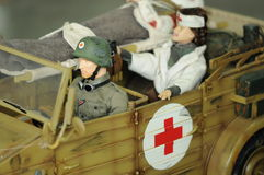 First aid service Royalty Free Stock Photo