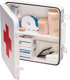 First-aid set. Royalty Free Stock Photos