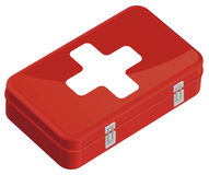 First-aid set Stock Photography