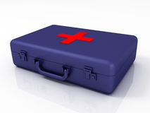 The first-aid set Stock Photo