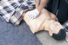 First aid Royalty Free Stock Photo