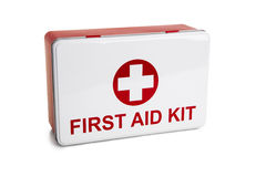 First aids kit Royalty Free Stock Photography