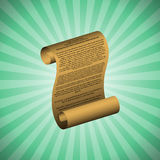 The first amendment Stock Photography