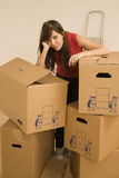The first appartment Stock Photos