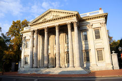 First Bank of the United States. Philadelphia, Pennyslvania Stock Photos