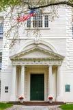 The First Baptist Church, Providence, RI. Royalty Free Stock Photo