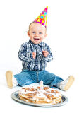 First Birthday. Royalty Free Stock Image