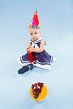 First birthday Royalty Free Stock Photos