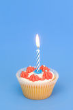 First Birthday Cake Royalty Free Stock Photography