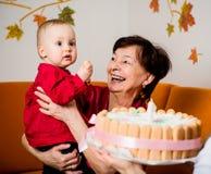 First birthday Stock Photos