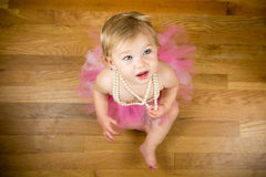 Free First Birthday Photoshoot Royalty Free Stock Image - 61716766