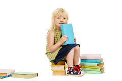 First book Stock Image