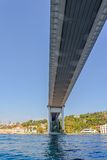 First Bosphorus bridge Stock Photo