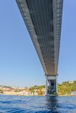 First Bosphorus bridge Royalty Free Stock Image