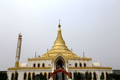 The first Buddhist temple in China, White Horse Temple, Baima temple. White Horse Temple,(Baima temple) is the first Buddhist temple in China, established in 68 stock photography