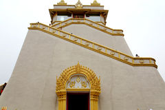 The first Buddhist temple in China,  White Horse Temple, Baima temple Stock Photos