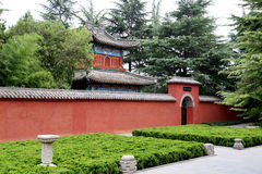 The first Buddhist temple in China,  White Horse Temple, Baima temple Royalty Free Stock Images