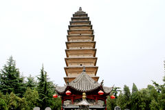 The first Buddhist temple in China,  White Horse Temple, Baima temple Stock Photography