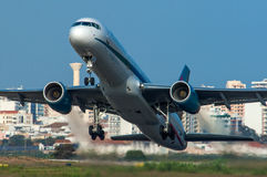 First Choice Airways Boeing 757. FARO / PORTUGAL - JUNE 2003 Stock Photography