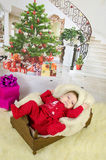 First Christmas Royalty Free Stock Photos
