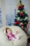 First Christmas Stock Image