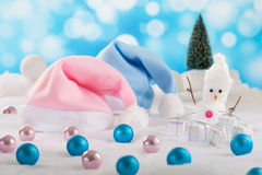 First christmas Stock Images