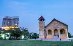 The First church in Bangkok Stock Photos