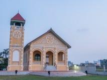 The First church in Bangkok Royalty Free Stock Photos