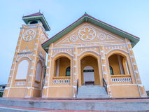 The First church in Bangkok Royalty Free Stock Photography