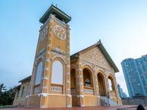 The First church in Bangkok Royalty Free Stock Photo