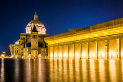 The First Church of Christ, Scientist at Christian Science Plaza Royalty Free Stock Image