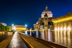 The First Church of Christ, Scientist at Christian Science Plaza Stock Images