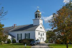 First Church of Merrimack in Merrimack, NH, USA