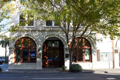 First Citizen`s Bank in Charleston, SC Royalty Free Stock Photo